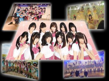 愛知のアイドル教室【歴代メンバー】一覧 お寿司さんに集結した少女達